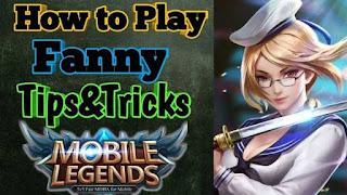 Tips Dasar Hero Fanny 2 Kabel