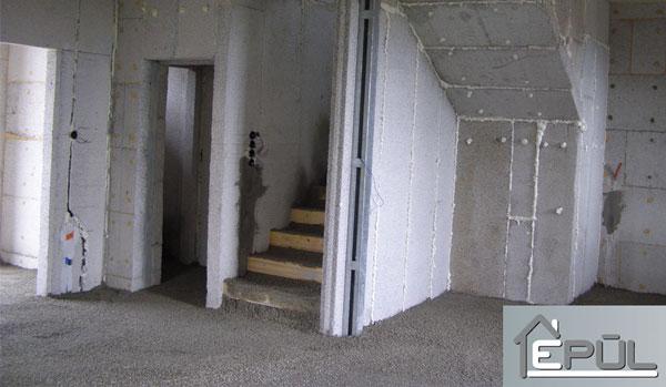Lépcsőzzünk | Épül Kft. - Habbeton házak