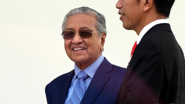 Cari Solusi Masalah Palestina, PM Pakistan Hubungi Mantan PM Malaysia Mahathir Mohamad