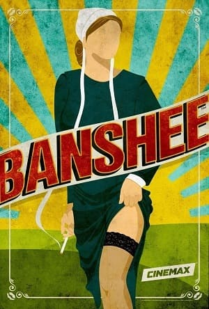 Banshee Séries Torrent Download capa
