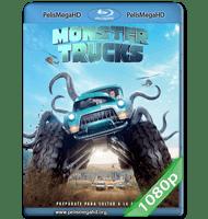 MONSTER TRUCKS (2017) FULL 1080P HD MKV ESPAÑOL LATINO