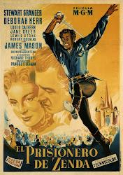 El prisionero de Zenda (1952) DescargaCineClasico.Net