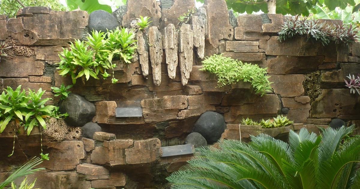 Jual Tanaman Hias: Taman Dinding menghadirkan kesejukan Di ...