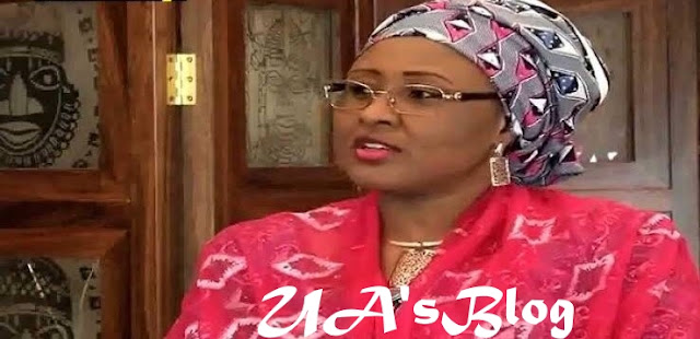 Aisha Buhari: Mamman Daura's family denied me access to villa house