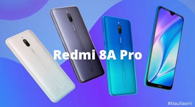 Spesifikasi dan Harga HP Xiaomi Redmi 8A Pro