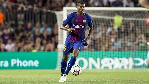 Oficial: FC Barcelona, Marlon cedido dos años al Niza