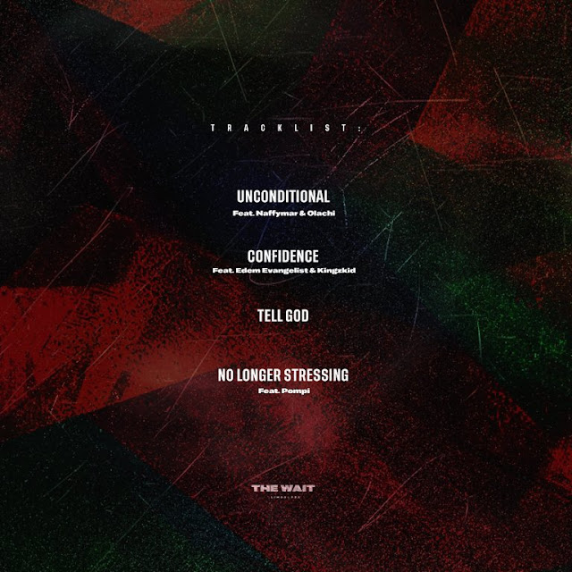 Limoblaze -The Wait ( EP )