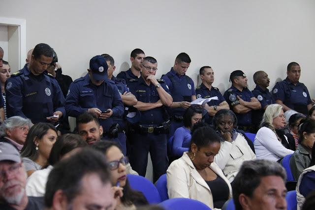 Câmara aprova Estatuto Geral e Plano de Carreiras da Guarda Civil Municipal