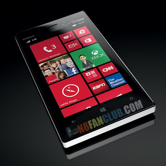 Nokia Lumia 928 - Official for Verizon Wireless USA