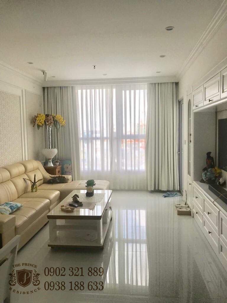 Chính chủ Cần bán căn hộ cao cấp The Prince 108m2 view đẹp thoáng mát - hình 1