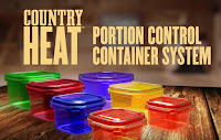 COuntry Heat uses the same simple color coded container meal system as 21 Day Fix. Brenda Ajay brendalajay@gmail.com