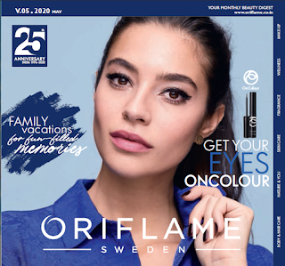 oriflame catalogue may 2020