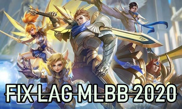 mengatasi lag mobile legends