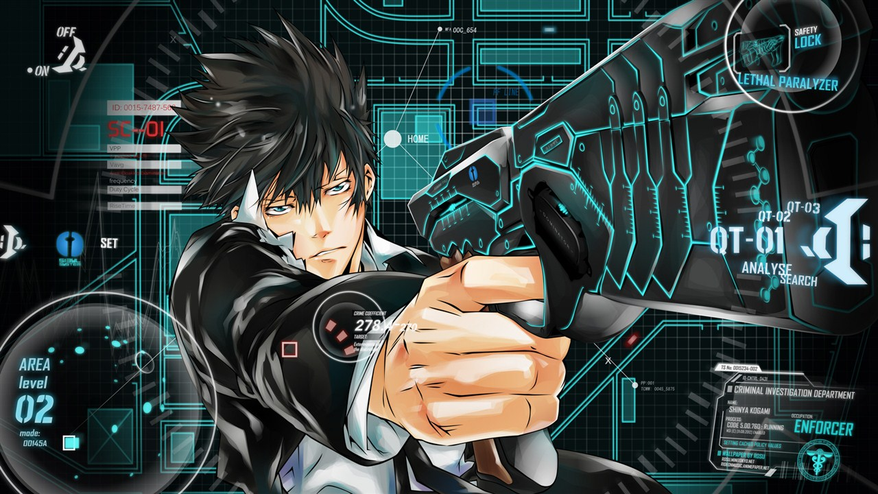 Psycho-Pass BD Subtitle Indonesia Batch