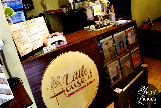 Little House of Cheesecakes in Antipolo, Antipolo Food Trip Series