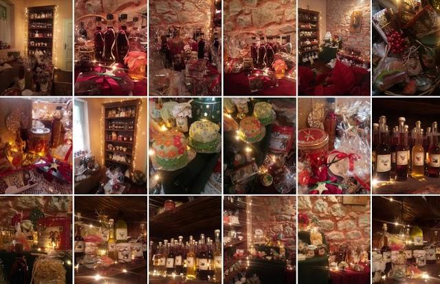 Δωροέκθεση Χριστουγέννων Αγίου Νικολάου Φιλοπάππου 2019