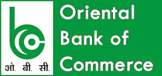 Oriental Bank of Commerce Recruitment