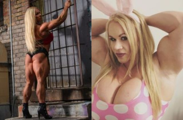 23 Hot Pictures of aleesha young Will Brighten Up Your Day