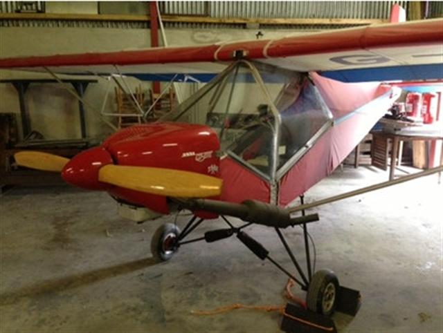 Rans & Light Aviation 001-117 collected RansMails 2004-15