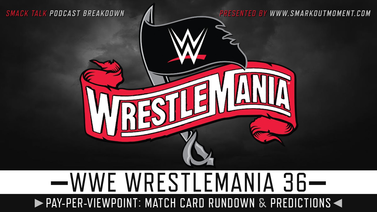 WWE WrestleMania 36 spoilers podcast