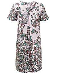 Buy  Women's Scoop , v neck Short Sleeve Top