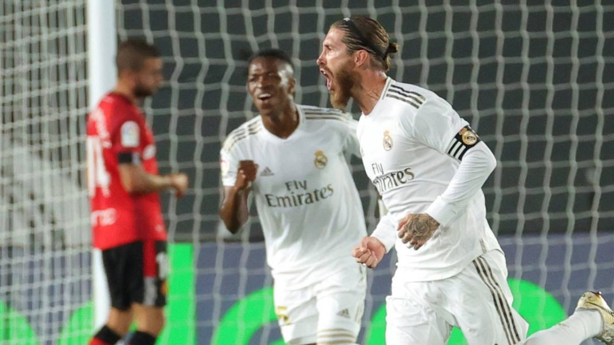 Real Madrid venció a Mallorca y Luka Romero debutó con menos de 16 años