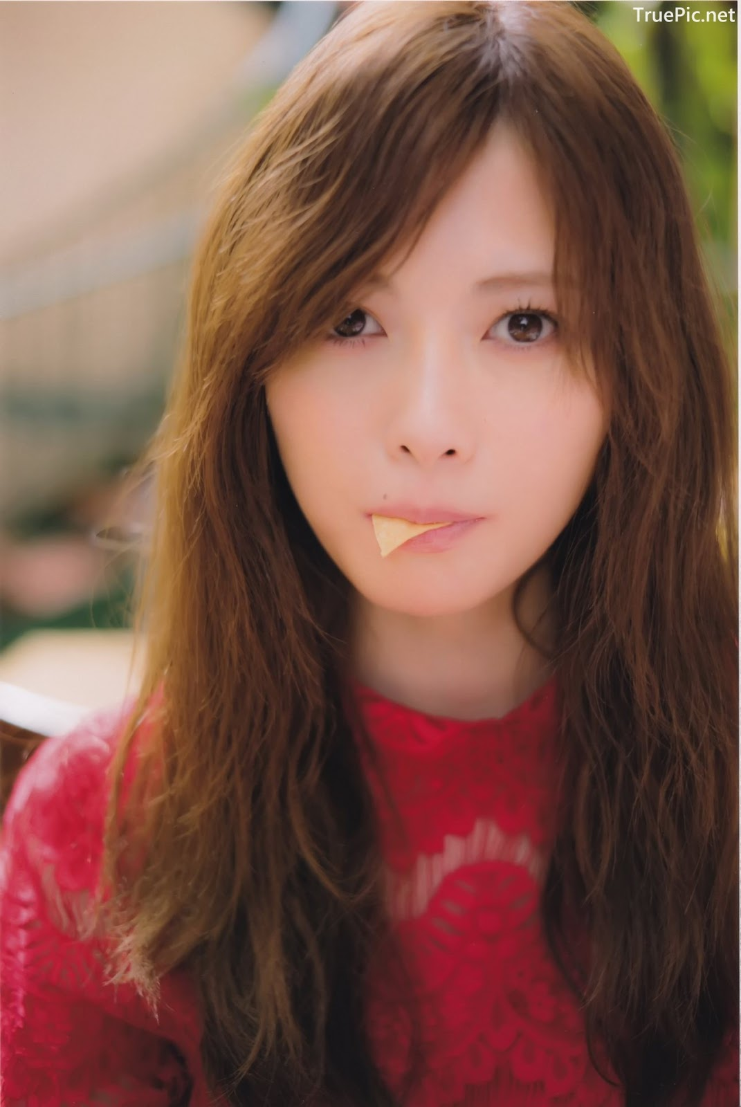 Image Japanese Singer And Model - Mai Shiraishi - Charming Beauty Of Angel - TruePic.net - Picture-10