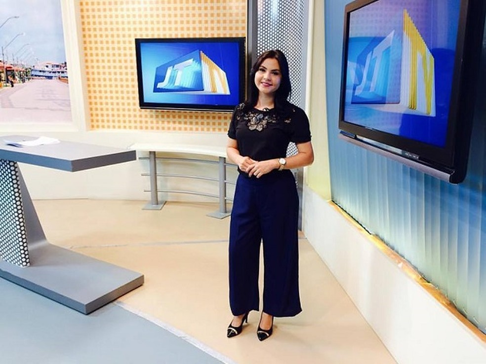 Após 5 anos de emissora, repórter é demitida da TV Tapajós nesta segunda-feira