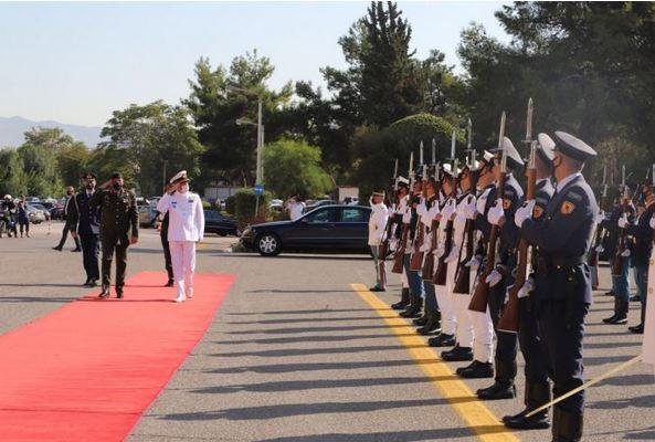 Επίσκεψη του προέδρου της Στρατιωτικής επιτροπής του ΝΑΤΟ στην Αθήνα!