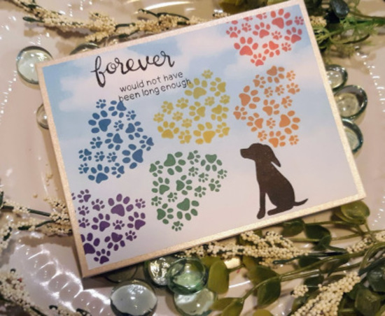 Forever would not have been enough by Anna features Furr-ever by Newton's Nook Designs; #newtonsnook