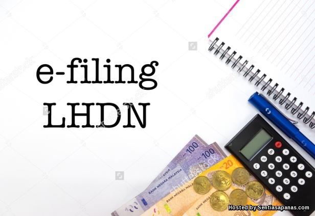 e-Filing LHDN 2016