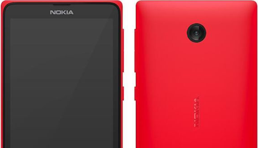 Spesifikasi Nokia Android Normandy