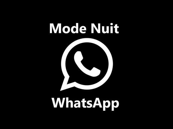 Comment activez le mode nuit pour WhatsApp sur Android et iPhone??
