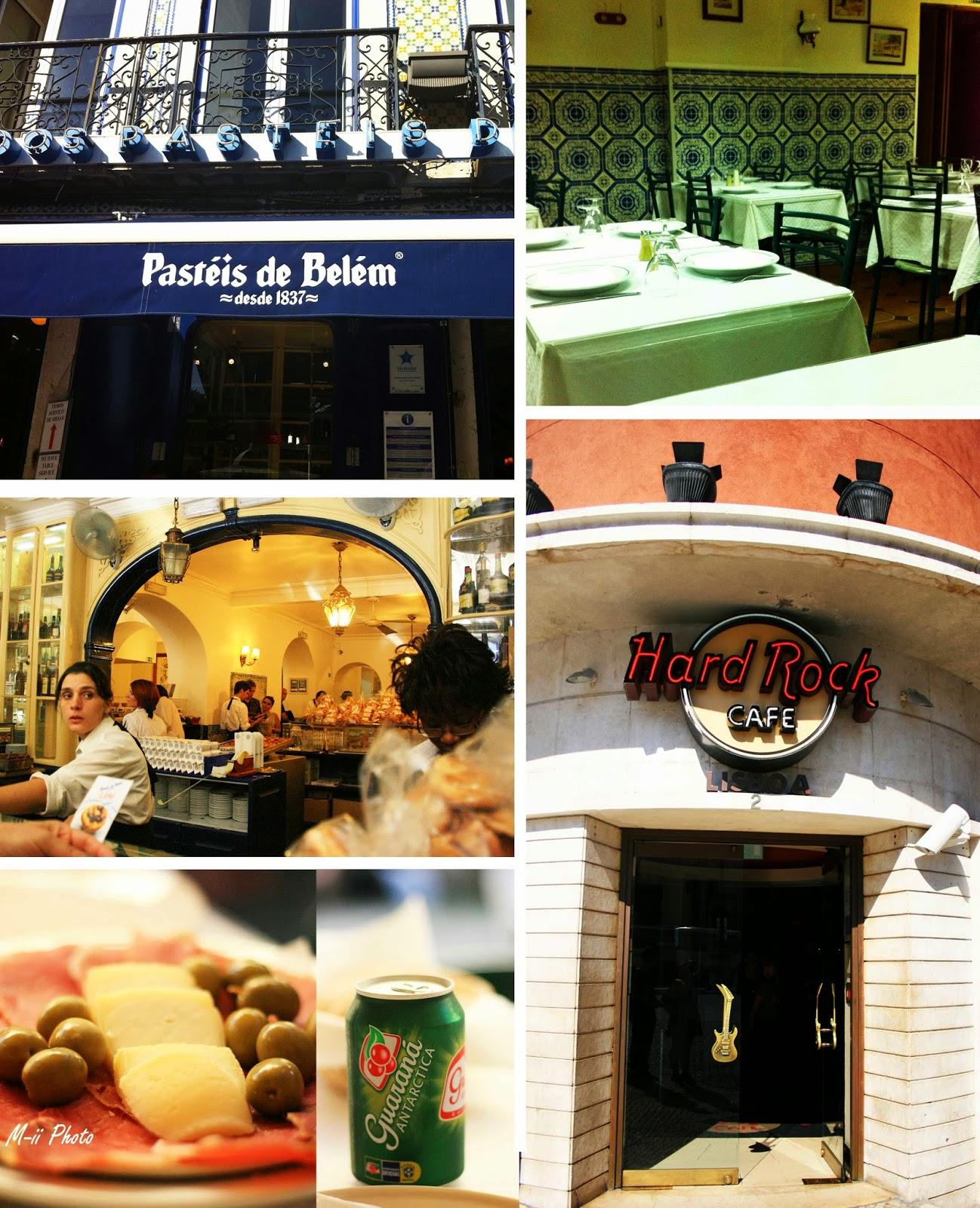 M-ii Photo : 10 choses à faire à Lisbonne Produits locaux