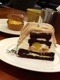 Chef Yamashita Cakes at Patties & Wiches