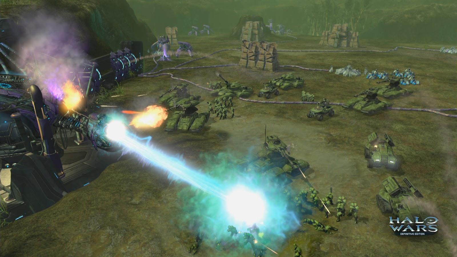 Halo Wars Definitive Edition ESPAÑOL PC Full + Hotfix 2 (CODEX) + REPACK 2 DVD5 (JPW) 3