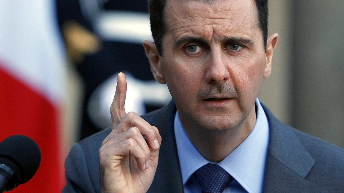 Rezim Suriah Bashar Al-Assad Dan Istri Positif COVID-19, Begini Kondisinya