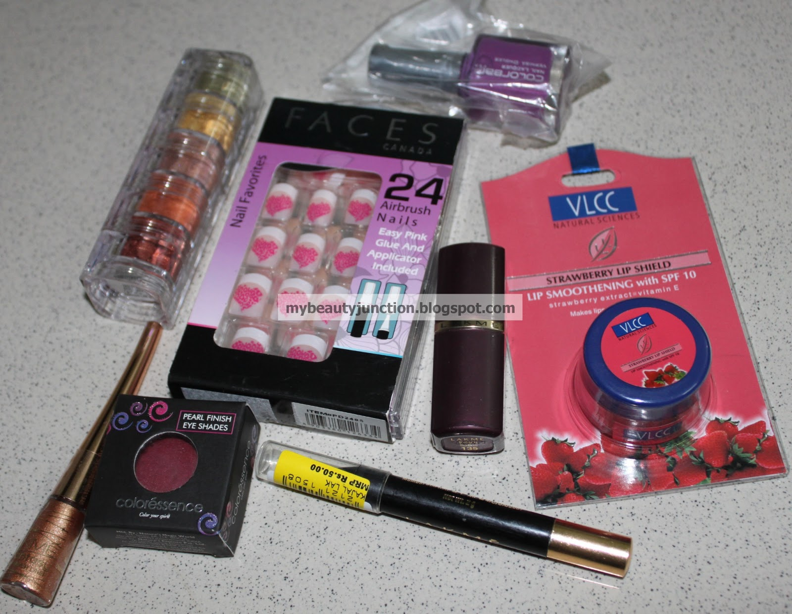My first giveaway is open! - Cosmetopia Digest Beauty and Makeup Blog