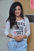 Cute Actress Misti Chakravarthi at Babu Baga Busy Team at Radio City ~  Exclusive 8th April 2017 007.JPG