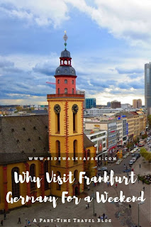 Travel Germany: Is Frankfurt worth visiting?