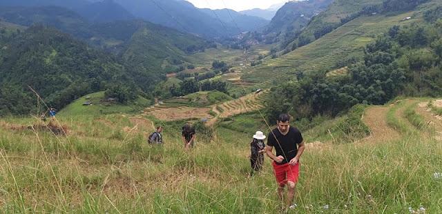 Experience Sapa trekking