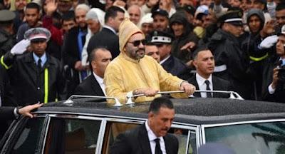 أكادير تستعد لاستقبال جلالة الملك حفظه الله و الفرحة الكبرى تعم كل ساكنة سوس