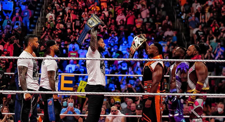 Cobertura: WWE RAW (20/09/2021) – Campeão dos campeões!