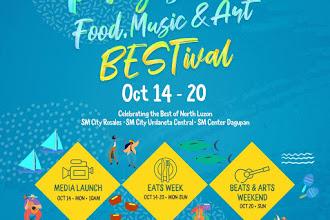 Pangasinan Food, Music & Art BESTival 2019