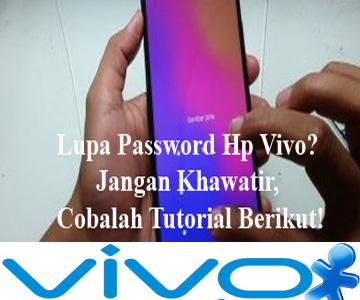 Lupa Password Hp Vivo