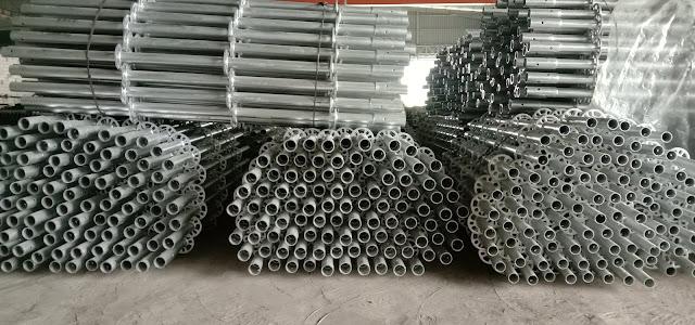 Pabrik Pipa Scaffolding Galvanis Jakarta Timur