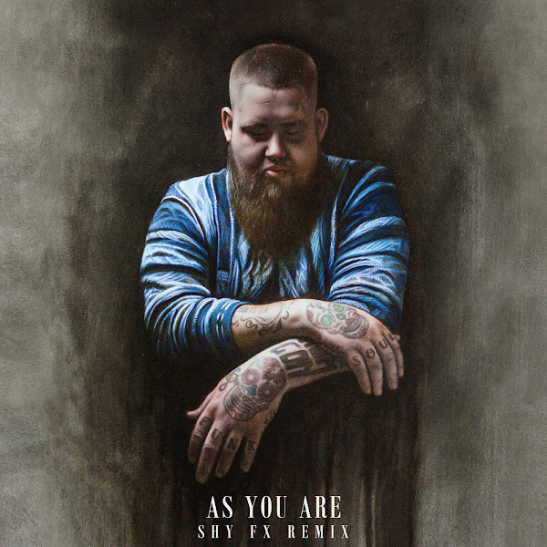 Rag'n'Bone Man - As You Are (Shy FX Remix) - Single Cover