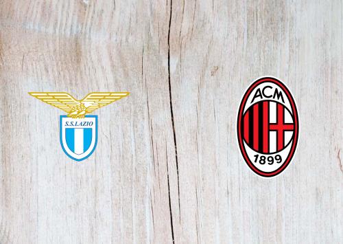 Lazio vs Milan -Highlights 04 July 2020