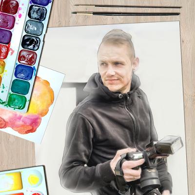 Kuvatuotanto, video, valokuvaus ja grafiikka