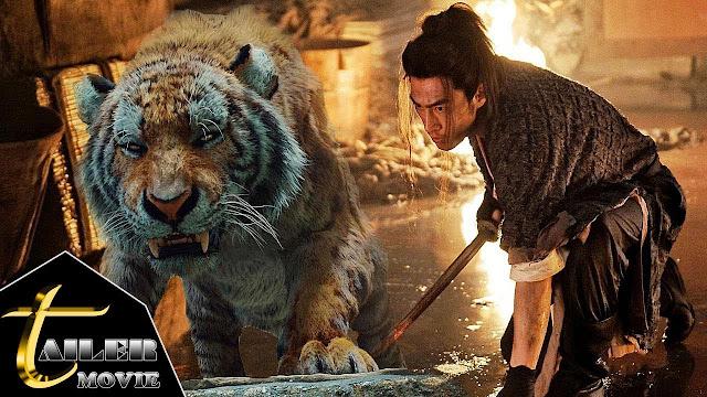 Võ Tòng Đả Hổ - Tiger Hunter (2020) Big
